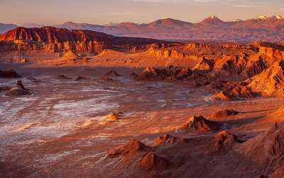 Atacama Desert South America