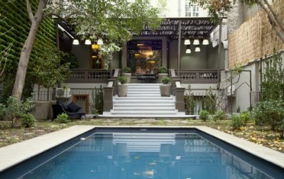 Lastarria Boutique Hotel Pool