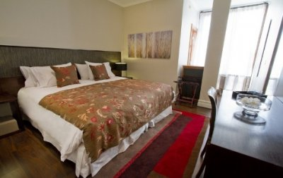 Lastarria Boutique Hotel Bedroom