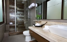 Lastarria Boutique Hotel Bathroom