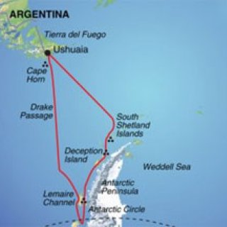 Antarctic Circle Quest