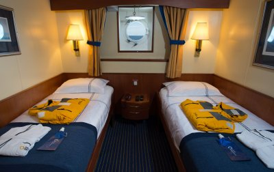 Ocean Adventurer Main Deck Porthole