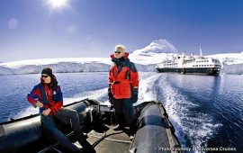 Luxury Antarctic Explorer