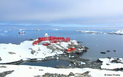 Budget Antarctic Circle Quest