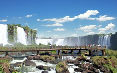 Holidays to Iguazu
