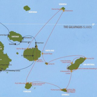 4 Day Eastern Galapagos