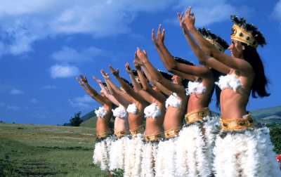 Rapa Nui Traditional Dances
