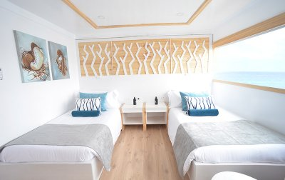 Twin Suite Sea Star Journey