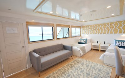 Matrimonial Upper Deck Sea Star Journey
