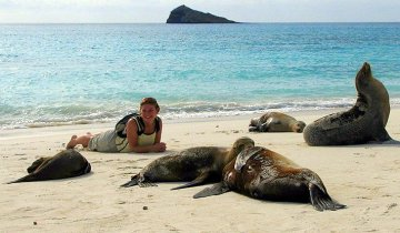 Luxury Holidays to the Galapagos
