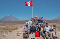 Peru Highlights Group Tour