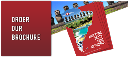Order the Latin Routes brochure
