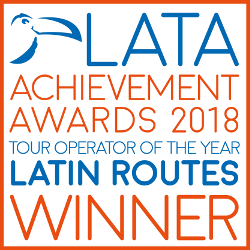 Latin American Travel Association Achievement Awards 2018 - Tour Operator Of The Year
