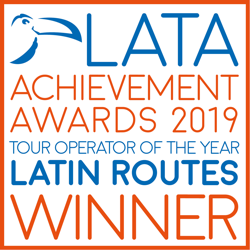 Latin American Travel Association Achievement Awards 2019 - Tour Operator Of The Year